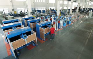 Plastic Optical cable Extrusion Line