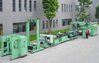 Plastic Thin Sheet Extrusion Line